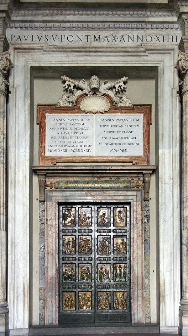 Porta Santa Vaticano