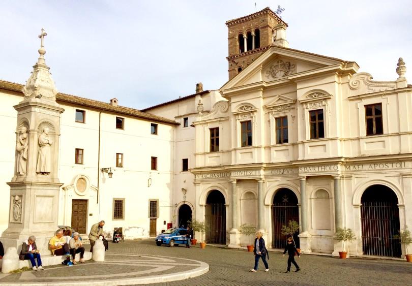 Basilica San Bartolomeo