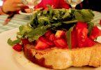 refeição italiana