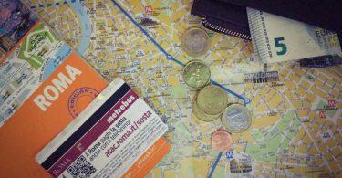 Economizar em Roma - Save Money in Rome