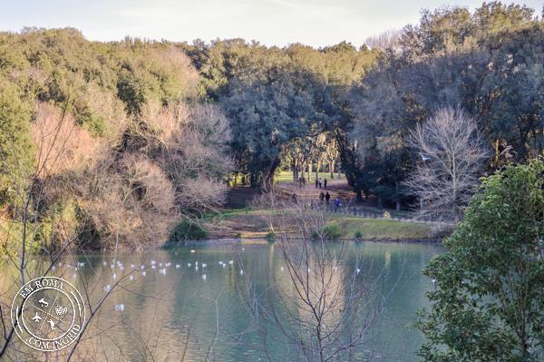 Villa Doria Pamphili - O maior parque de Roma - EmRoma.com