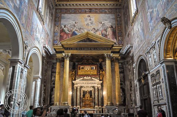 Basílica de São João de Latrão - A catedral de Roma