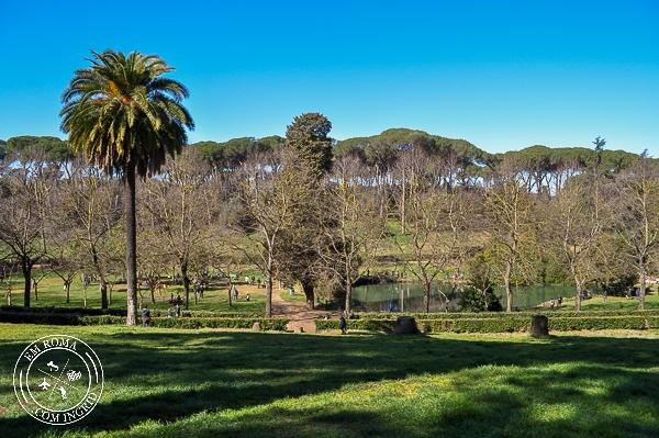 Villa Ada Savoia - O segundo maior parque de Roma - EmRoma.com