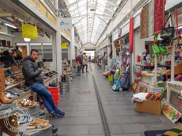 Mercado de Testaccio - Um programa viva como um local!