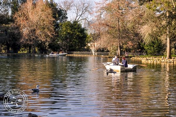 Villa Borghese - Um lindo parque no centro histórico de Roma