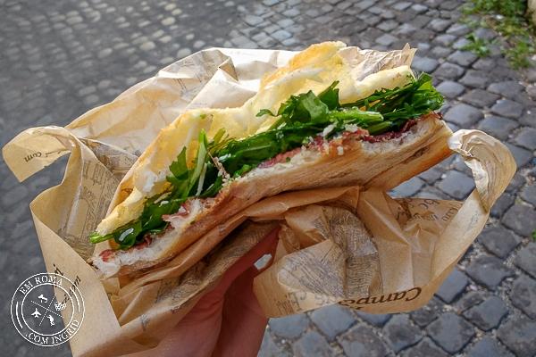 Comida de rua típica de Roma - EmRoma.com
