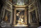 Caravaggio grátis - Basílica de Santo Agostinho