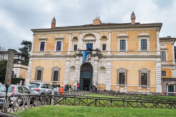 Museu Nacional Etrusco em Roma