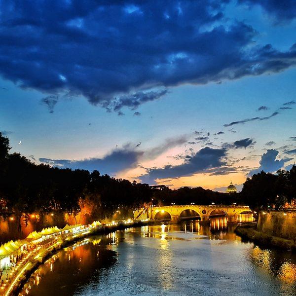 Agosto en Roma ¡el verano más romántico!
